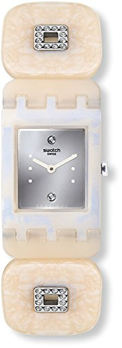 SWATCH watch SQUARE SKYTOP L ) SUBW110A Ladies