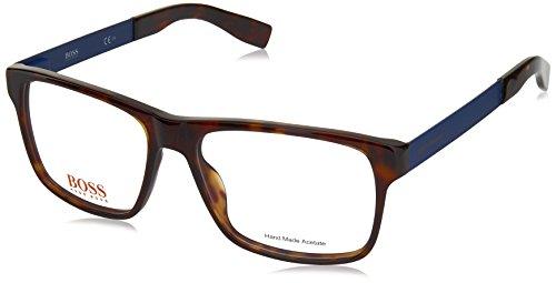 Boss Orange eyeglasses BO 0203 7Q5 Acetate Havana - - Hugo Glasses Boss Mens Orange