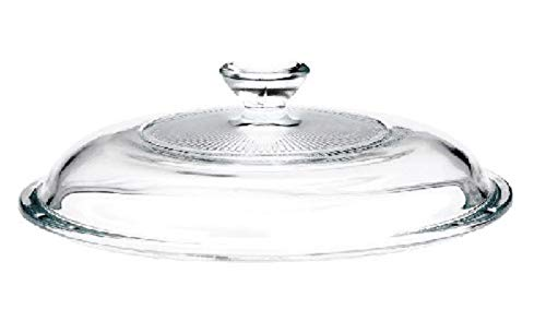 Pyrex Replacement Round Lid V-12C 10 3/8 In. Stovetop 2.5L Round Glass Lid