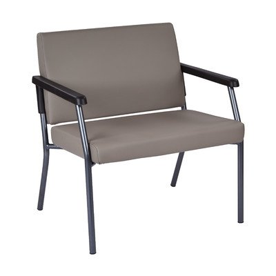 picture of Bariatric Big and Tall Guest Chair Color: Buff