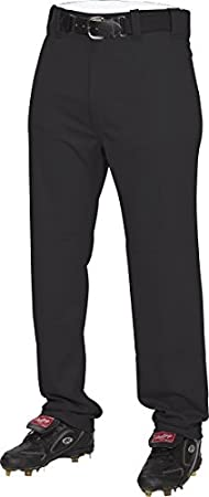 Rawlings Juventud Semi-Relaxed Pantalones Rawlings Sporting Goods YBP31SR-Parent