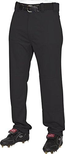 Stick Rawlings Big Black - Rawlings Youth Semi-Relaxed Pants, Medium, Black