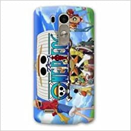 Amazon.com: Case Carcasa LG K10 Manga - One piece - - sunny ...