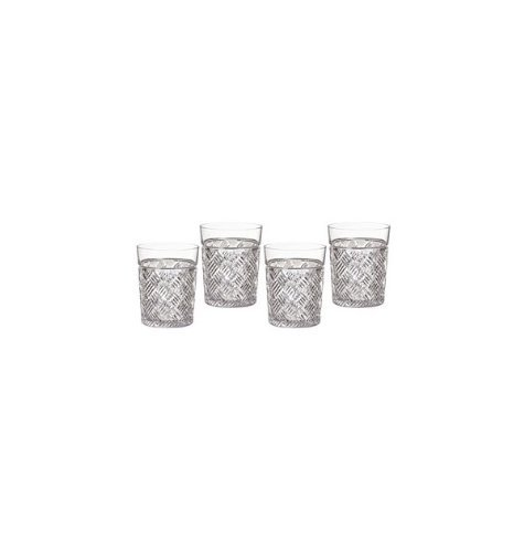 Marquis by Waterford Versa Double Old Fashioned Glasses, Set of 4
