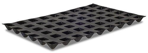 Demarle M370 B Non-Stick 54-Form Flexipan Mini Pyramid Mold