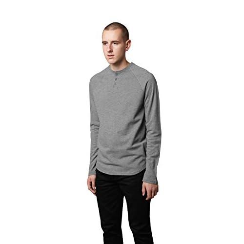 Altamont Mens Portman Henley Long-Sleeve Shirt low-cost