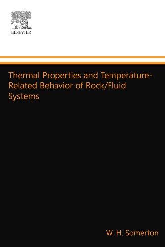 Thermal Properties and Temperature-Related Behavior of Rock/Fluid (Rock Thermal)