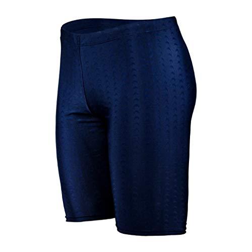 Zainafacai Shorts Swimsuits,Men's Shorts Trunks Quick Dry Beach Surfing Relaxation Print Running Water Pants Navy from Zainafacai Men swimwear