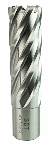 Steel Dragon Tools 13/16″ x 2″ High Speed Steel Annular Cutter with 3/4″ Weldon Shank Review