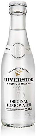 Água Tônica Premium, Original, 200ml, Riverside