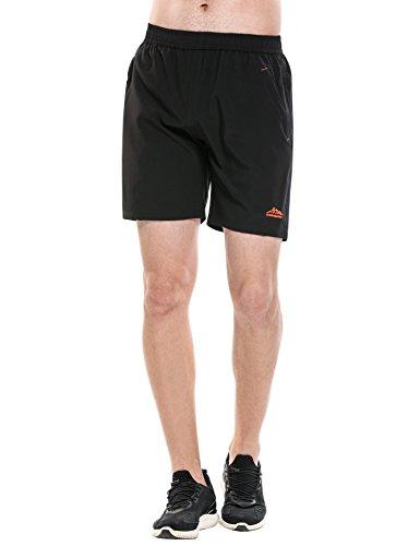 仮定ユーモラスコークスCoofandy(クーファンディ)メンズ ランニングパンツ ショートパンツ ハーフパンツ ドライ 無地 吸汗速乾 3ポケット付き