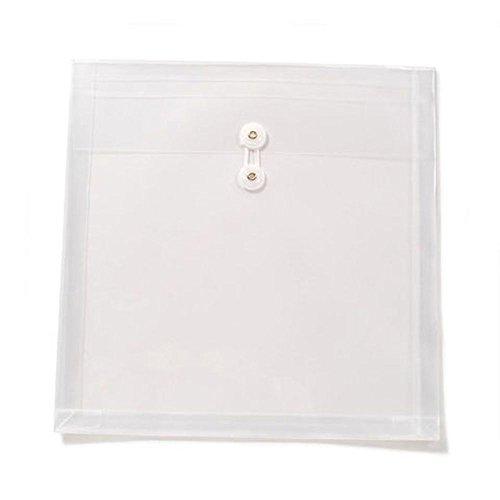 Scrap Saver Portfolio - Tie Close - 13 x 13 - Set of - Scrapbooking Storage Paper