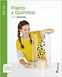 Book FISICA Y QUIMICA 3 SECUNDARIA CAST SABER HACER