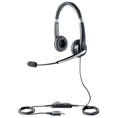 2LC4242 - Jabra UC Voice 550 MS Duo Headset