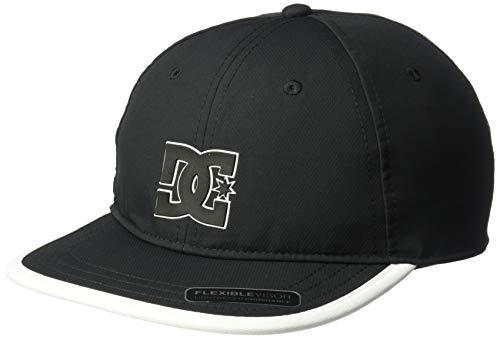 DC Men's CRANKERS Trucker HAT, Black, 1SZ from DC