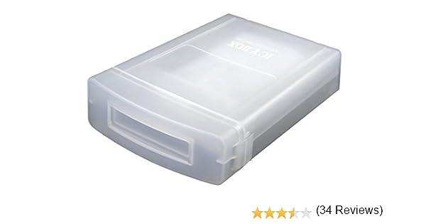 RaidSonic Icy Box IB-AC602A Carcasa Protectora para Disco Duro (8 ...