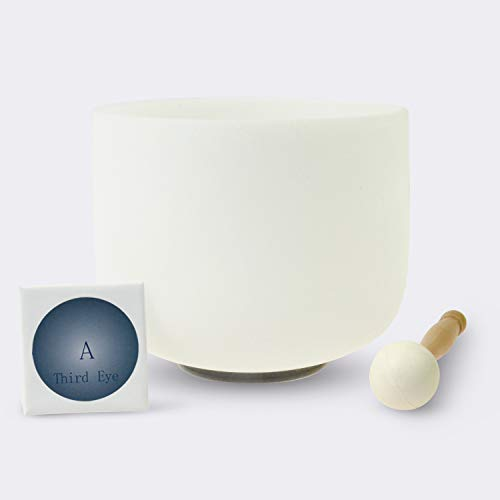 Top 10 best crystal singing bowl third eye 432: Which is the best one in 2019?