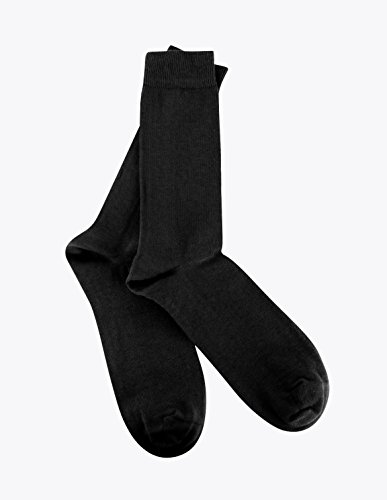 3KB Men's Dress Socks (10 Pairs Per Pack) - Variety of Patterns and Sizes