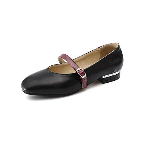 42 Fibbia colore Pink Guida Comode Scarpe Per Da Donna Con Zjm Donne Nero Viaggio Ginnastica da Dimensioni ZUSCq