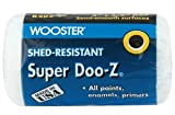 4'' x 3/8'' Super Doo-ZÂ Woven Fabric Shed-Resistant Roller Cover
