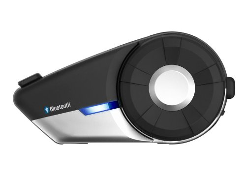 Sena 20S-01 Motorcycle Bluetooth 4.1 Communication System with HD Audio and Advanced Noise Control (Single) by Sena