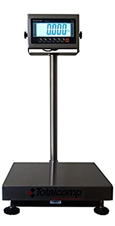Industrial Bakery portion scale TBL Bench/Floor Scale 50 x 0.01 lb