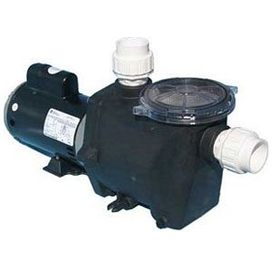 (3hp QuietFlo Full-rated Pool Pump, Whisperflo Replacement)