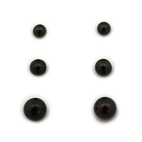 14k Round Onyx - 3