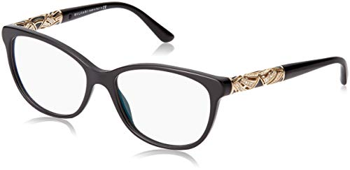 Bvlgari Women's BV4126B Eyeglasses Black 55mm