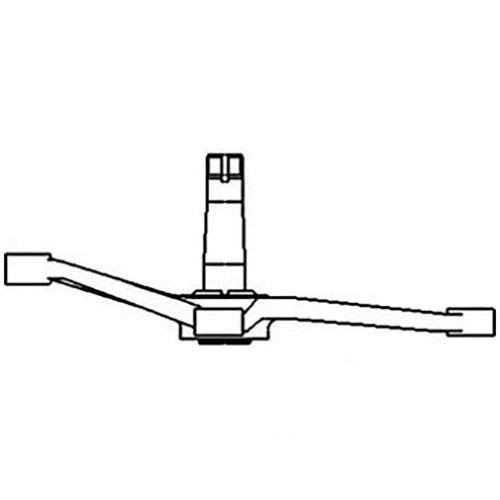 All States Ag Parts Bellcrank Compatible with John Deere 2355N 2155 2755 2855N AL58215