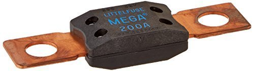 Littelfuse MEG200XP MEGA Slo-Blo Automotive Bolt-Down Fuse by Littelfuse (Bolt Down Fuse Automotive Blo)