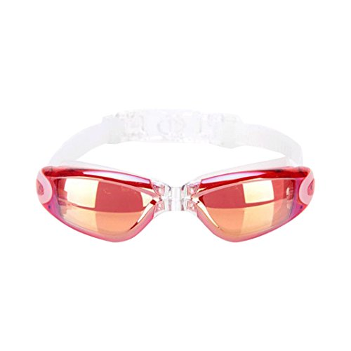 Rosa Schleife Swimming Anti Fog Protection