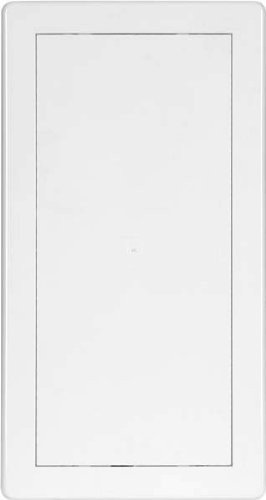 Access Panel 150x300mm (6x12inch) WHITE High Quality ASA Plastic Access Panels UK 8590229002302