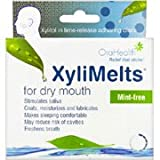 Xylimelts XyliMelts For Dry Mouth, Mild Mint 60 Disc(s)