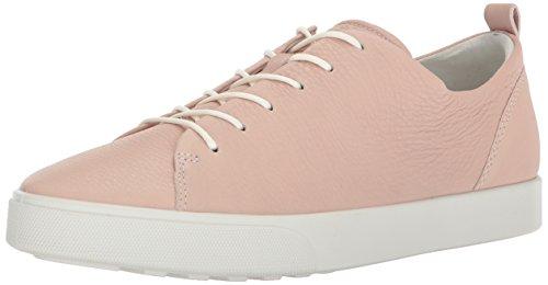 ECCO Women's Gillian Fashion Sneaker, Rose Dust, 40 EU/9-9.5 M US