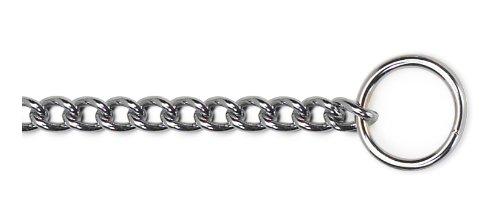 Ancol Medium Choke Chains, 16-inch
