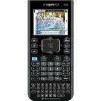 Texas Instruments TI-Nspire CAS CX Escritorio Graphing calculator Negro - Calculadora (Escritorio, Calculadora gráfica, USB...