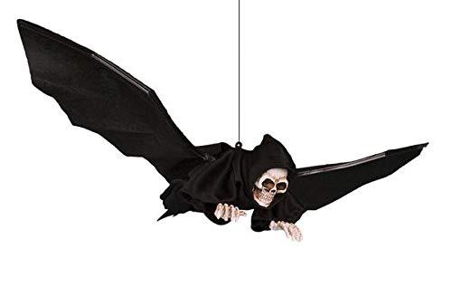 Tekky Toys Mini Flying Reaper Halloween Prop -