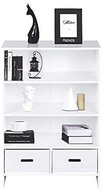 corridoio Cantina o Studio 50 x 180 x 30 cm Nero capacit/à di carico di Ogni Piano 5 kg Generic Brands Book Libreria libreria Scaffali per Rack per Cucina