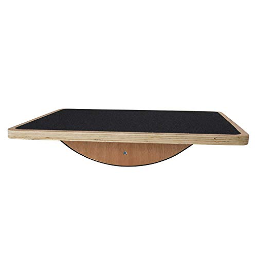 - Houseables Balance Board, Wobble Tilt Rocker, 13.5