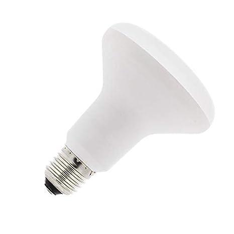 Bombilla LED E27 R90 12W Blanco Cálido 3000K efectoLED: Amazon.es: Iluminación