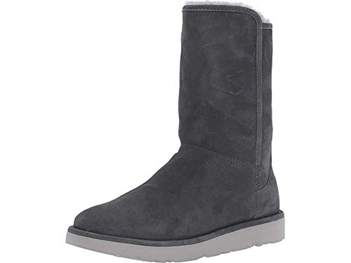 (UGG Womens Abree Short II Rain Boot Grigio Size 9)