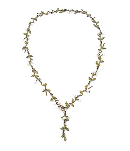 ''Carolina Drop'' Necklace By Michael Michaud (OURS EXCLUSIVELY) for Silver Seasons by Michael Michaud