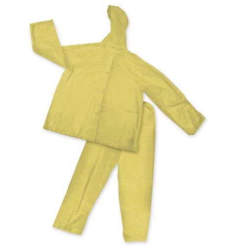 Stansport Peva Rainsuit, Yellow, ()