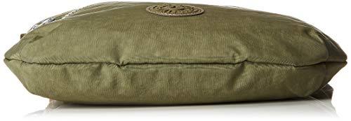 jaded Bandolera Green Para Cm 29x26x4 Bolso Arto Mujer C Verde Kipling 8PRSqEwxS