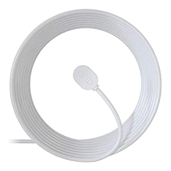 Arlo Accessory – Indoor Magnetic Charging Cable | 8 ft | Compatible with Arlo Ultra Only