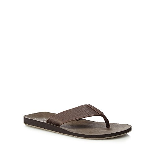 Debenhams Mantaray Men Brown 'Lanzarote' Flip Flops PglvK2