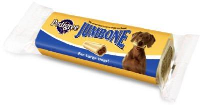 Pedigree Jumbone Snack Large Dog Treat (12-Pack) [Set of 12]