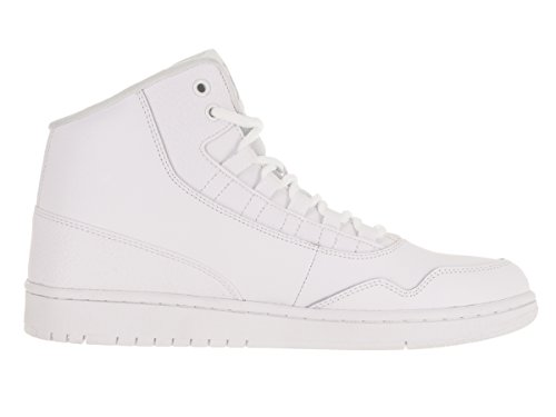 Hombre Blanco Grey de para Wolf Zapatillas Gris Nike Executive Jordan Deporte white White HYxwZF
