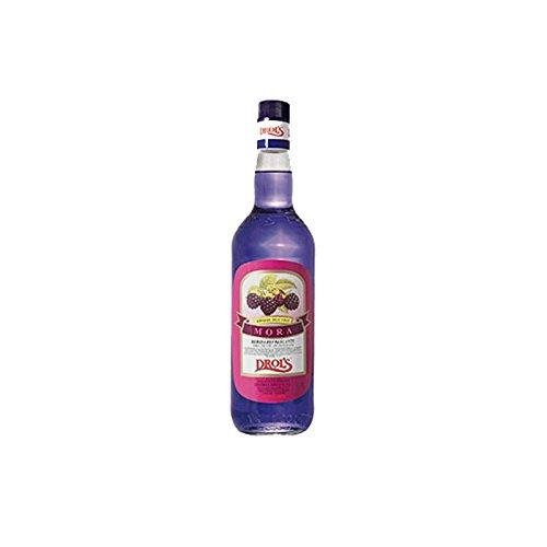 Mora Azul. Bebida Refrescante Para Diluir Aromatizada DrolS 1L